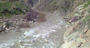 خشکی رودخانه ها