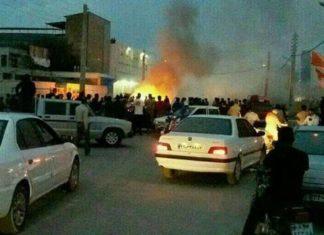 تظاهرات خوزستان 8