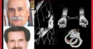 دستگیرى دو زندانى سیاسی سابق، اسدالله هادى و محمد بنازاده امیر خیزى