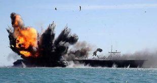 حمله انتحاری ه کشتی عربستان سعودی