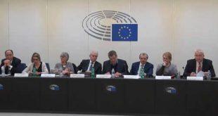 کنفرانس در پارلمان اروپا: فراخوان به نامگذاری سپاه پاسدران در لیست تروریستی