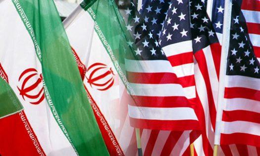 پرچم ایران- آمریکا