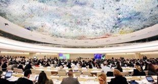 ارائه قطعنامه نقض حقوقبشر رژیم ایران به شورای حقوقبشر توسط دولت سوئد
