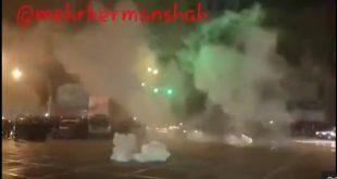چهار شنبه سوری در کرمانشاه