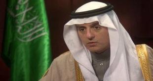 عادل الجبیر به فعالیتهای شرورانه ایران هشدار داد