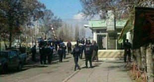 اعتراضات مردمی در قزوین و تبریز و تاکستان و آبادان