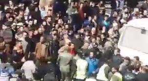 اعتراضات مردم همدان