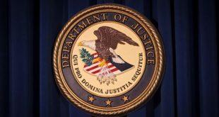 وزارت دادگستری ایالات متحده،