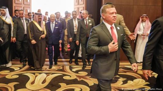رهبران کشورهای عضو اتحادیه عرب