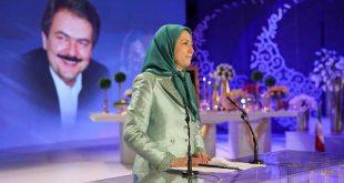 خانم مریم رجوي: سال نو را به سال شکست ولایت فقیه در ایران و منطقه تبدیل کنیم