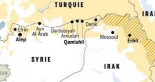 روسیه با کردهای سوریه توافق نظامی امضا کرد