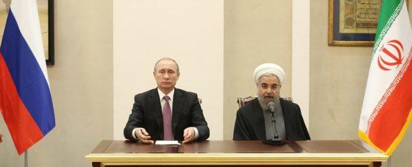 پوتین ایران