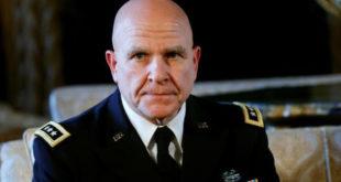 مشاور امنیت ملی آمریکا: زمان اقدام جهانی علیه تهران فرا رسیده است