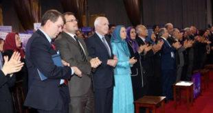 درماندگی و وحشت فاشیسم دینی از انتقال پیروزمند مجاهدین و استقبال داخلی و بینالمللی