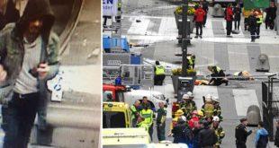 حمله تروریستی در مرکز استکهلم