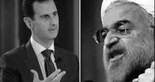 روحاني با ديكتاتور سوريه