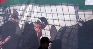 فلسطینی زندانی