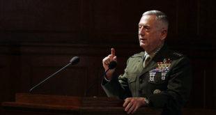 وزیر دفاع آمریکا: کاروان نظامی که در سوریه بمباران شد، از ایران هدایت میشده است