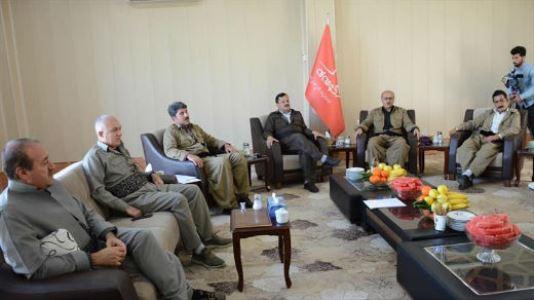 کردستان انتخابات