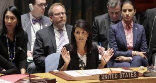 واشنگتن خواستار ادامه تحقیقات در باره سلاحهای شیمیایی در سوریه شد