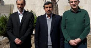 احمدینژاد٬ رحیممشایی و بقایی