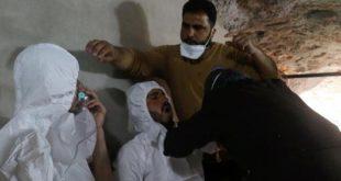 حملۀ شیمیایی خان شیخون سوریه
