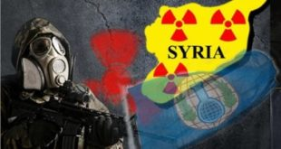 آمریکا شماری از مقامها و محققان شیمیایی سوری را تحریم کرد