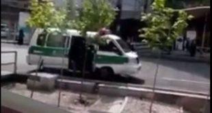 نیروی انتظامی در یزد