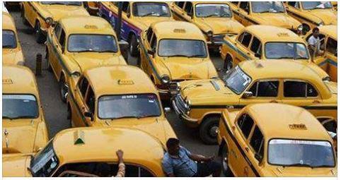 تاکسی رانان