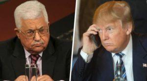 ترامپ و عباس