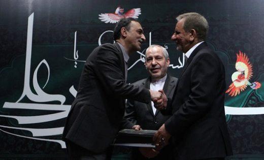 فخرالدین دانش آشتیانی وزیر آموزش و پرورش دولت روحانی
