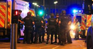 انفجار در کنسرت موسیقی پاپ در منچستر