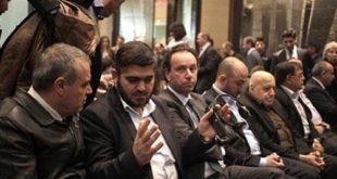 مخالفان رژیم دمشق