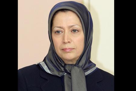 خانم مريم رجوي،