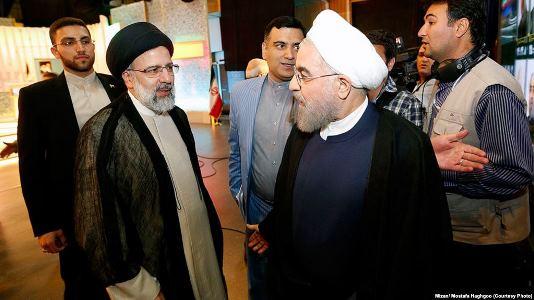حسن روحانی- ابراهیم رئیسی