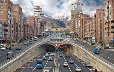 لزله تهران