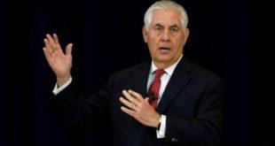 تیلرسون : سفر ترامپ به منطقه: برای ایجاد اتحاد علیه ایران است