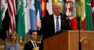 ترامپ از رهبران کشورهای مسلمان خواست ایران را منزوی کنند