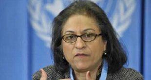 نامه زندانیان سیاسی زندان گوهردشت کرج به خانم عاصمه جهانگیر
