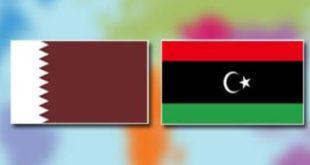 قطر- لیبی