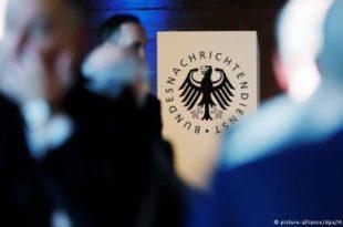 سرویس اطلاعات خارجی آلمان