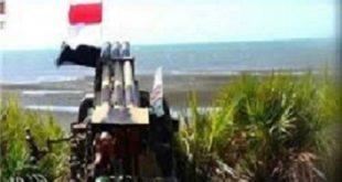 انصارالله از حمله موشکی موفق به ناو عربستان در آبهای یمن خبر داد