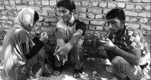 پدیده اعتیاد در ایران