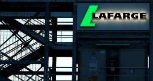 شرکت بزرگ سیمان سازی لافارژ در سوریه