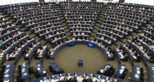 نشست پارلمان اروپا در مورد اعتراضات ایران