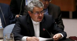 نماینده دائم ایران در سازمان ملل