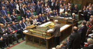 پارلمان بریتانیا