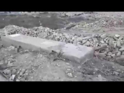 تخریب گورهای جمعی مربوط به اعدامهای تابستان ۶۷