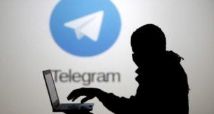 'تلگرام'،