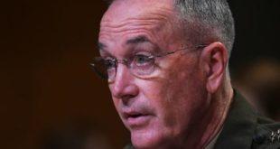رئیس ستاد مشترک ارتش آمریکا: ایران و روسیه در نهایت اهداف متفاوتی در منطقه دارند